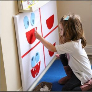 tooth crafts for preschoolers