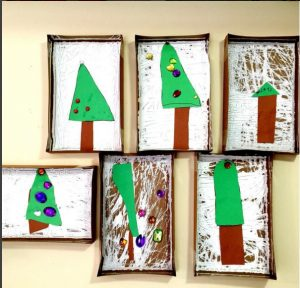 tree crafts for preschoolers