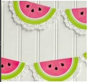 watermeloon craft