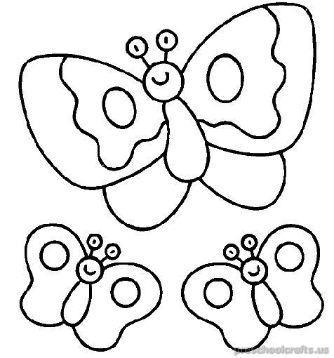 v coloring pages for preschool - photo #50