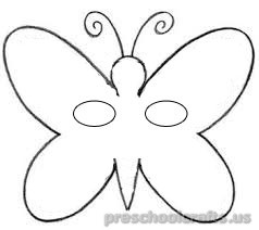 Free printable-animals-butterfly-coloring-pages-for kids