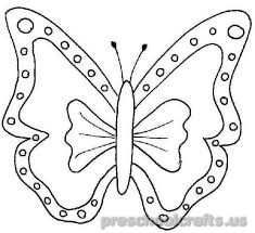 Free printable-animals-butterfly-coloring-pages-for-kids