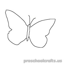 animals-butterfly coloring-pages-for-kids