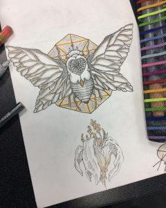 cicada art activities
