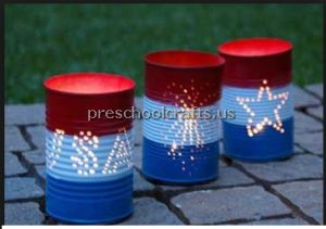 easy labor day crafts