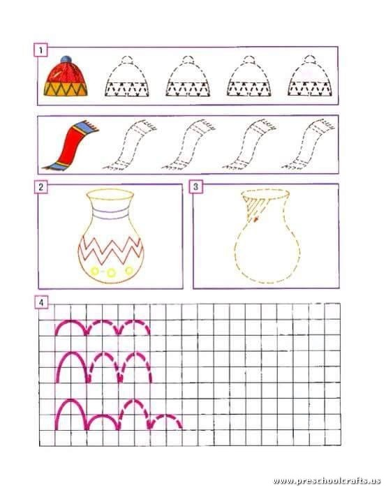 fine motor skills worksheets for preschool preschool crafts. Black Bedroom Furniture Sets. Home Design Ideas
