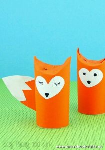 fox-craft-idea-with-paper-rolls