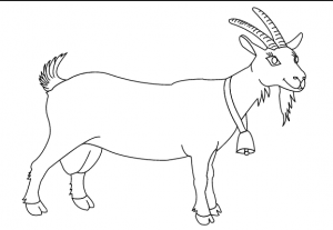 Sheep Coloring Pages for Preschool - Preschool and Kindergarten