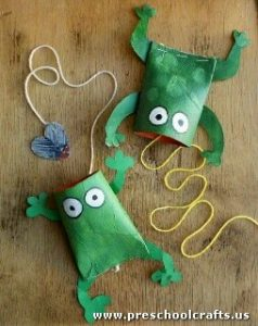 frog-craft-idea-for-kids