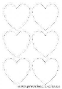 hearts-trace-lines-worksheet-for-kids