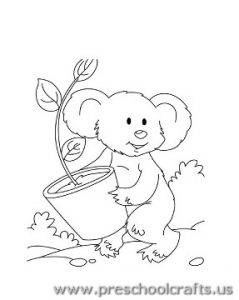 koala-coloring-pages-idea