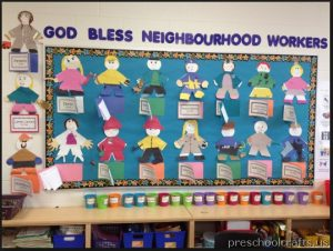 labor day bulletin board ideas for kindergarden