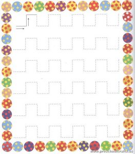 preschool-trace-line-worksheet