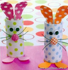 rabbit-craft-idea-for-kids-with-toilet-roll