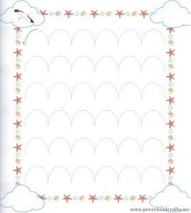 trace-line-worksheet-for-preschoolers