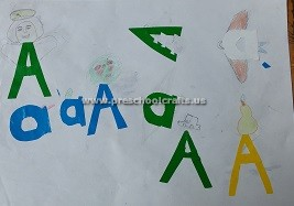 alphabet-crafts-ideas-for-preschool
