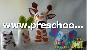 animals-crafts-from-paper-cup