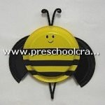 bee-craft-from-paper-plate-for-kids