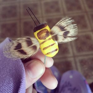 bee crafts ideas