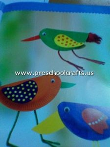 bird-craft-from-paper-plate-for-preschool