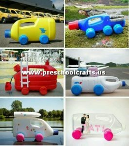 car-craft-ideas-from-detergent-bottles