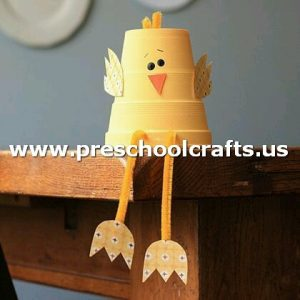 chick-craft-from-paper-cup