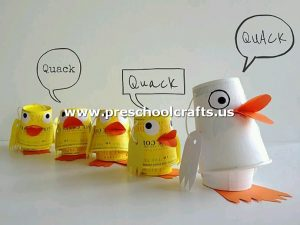 chicken-and-chicks-craft-from-paper-cups