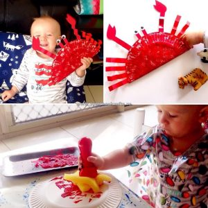 Crab Crafts ideas - crab-craft-idea