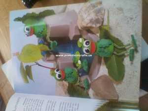 cute-frog-craft-from-paper-cup-and-pinpon-ball