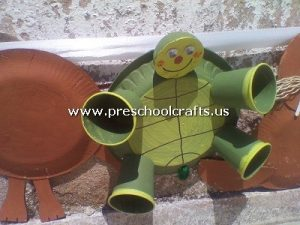 cute-turtle-craft-from-paper-plate
