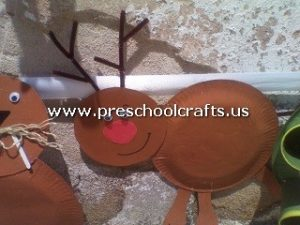 deer-craft-from-paper-plate