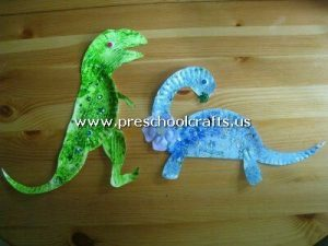 dinasours-craft-from-paper-plate