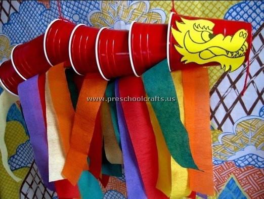 Dragon Crafts Ideas for Preschool