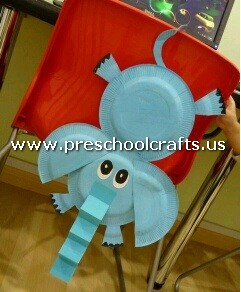 elephant-craft-from-paper-plate