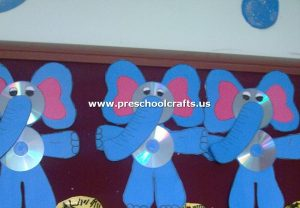 elephant-craft-idea-from-cd