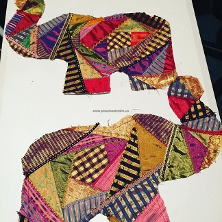 Elephant crafts ideas for adult and kids preschool crafts for Ideas for arts and crafts for adults