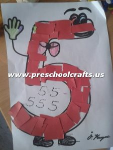 enjoyable-number-5-craft-ideas-for-kids
