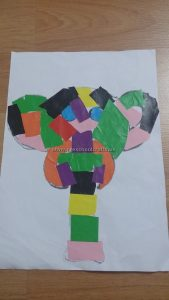 first-grade-elephant-craft