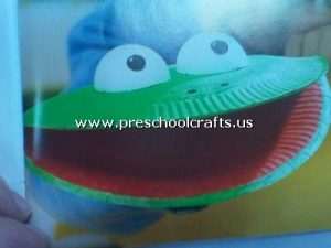 frog-craft-from-paper-plate-for-kids