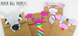 pig crafts ideas for preschool