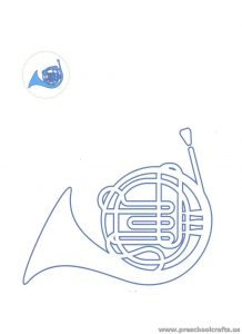horn-coloring-pages-for-preschool