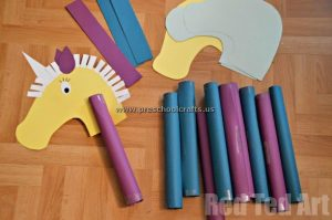 horse-craft-ideas-for-kindergarten