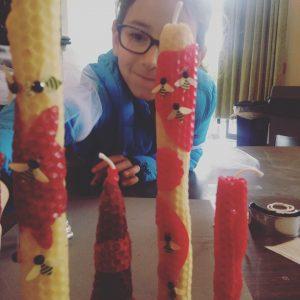 kindergarten-bee-crafts-ideas
