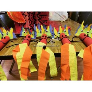 kindergarten-dragon-crafts-ideas