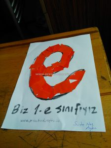 letter-e-crafts-ideas-for-firstgrade-orange