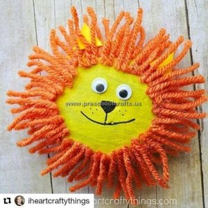 lion-crafts-ideas-for-kids