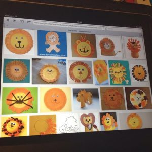 lion-crafts-ideas-for-kindergarten