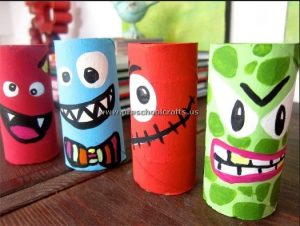 monster-toilet-roll-crafts