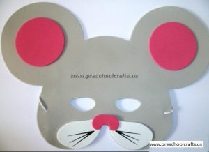 mouse-mask-crafts-ideas