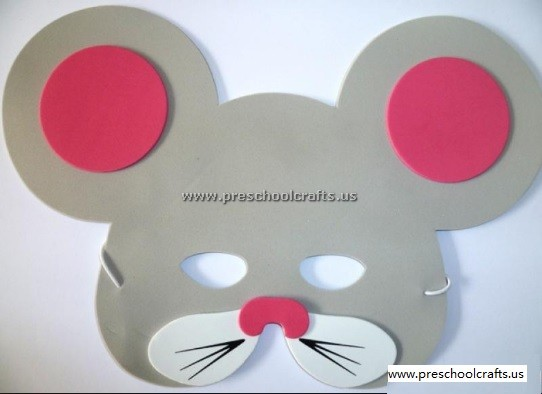 mousemaskcraftsideas preschool crafts